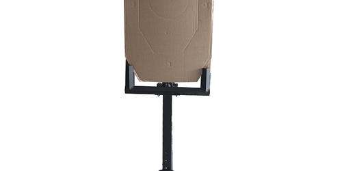 Steel shooting targets: 8 methods for hanging steel targets(1)