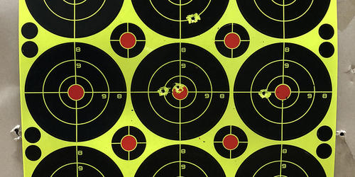 5 Reasons to Choose A Gun Paper Targets