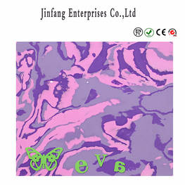 Camouflage color EVA foam sheet