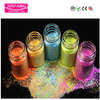 colorful Flouresent Glitter Powder
