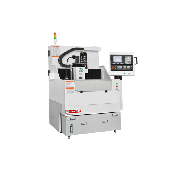 DA-400T High Precision CNC Engraving Machine For Metal Surface