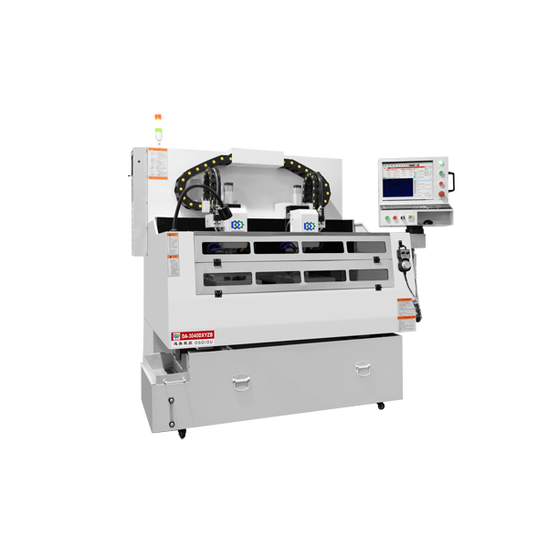 DA-3040DXYZB High Precision CNC Metal Engraving Machine Manufacturer for Phone Middle Frame,Phone Tempered Glass
