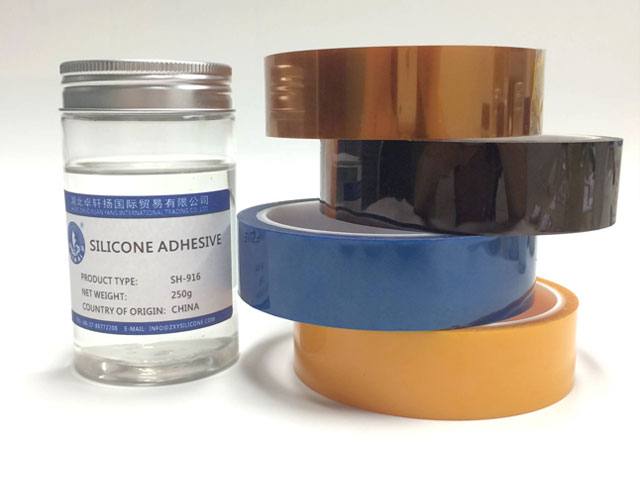 Silicone Pressure Sensitive Adhesives
