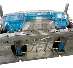 Seven systems for aluminum injection molds
