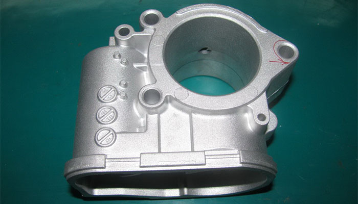 Failure reason of die casting molding