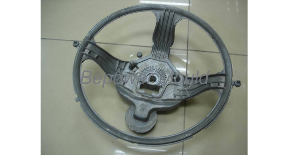 ODM Polished Aluminum Die Casting Auto Parts