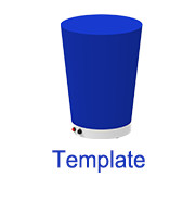 Inflatable cocktail bar desk 2 template