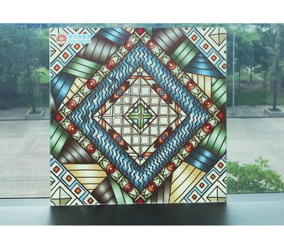Ceramic Digital Printing Glass Becomes The New Focus of The Market