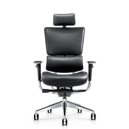 JNS-801 full leather chair