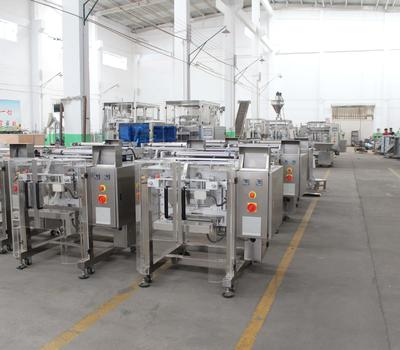 Classification of Automatic Control Systems for Full Automatic Packing Machine