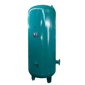 Large capacity air storage tank exporter