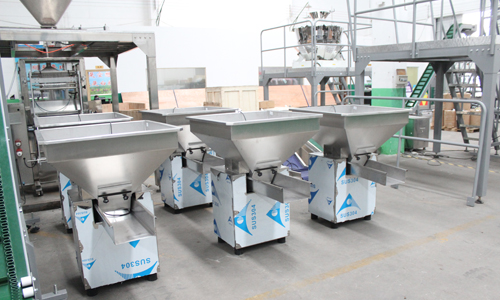 How to use automatic granule packing machine to package products?