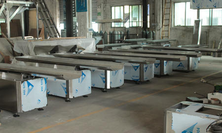 Fastback Motion Conveyor