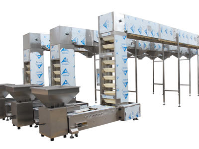 What are the principles of the automatic granule packing machine?