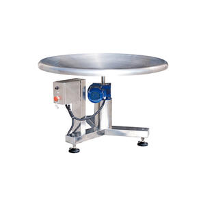 High speed motorized rotary table manufacturer,rotary packing table