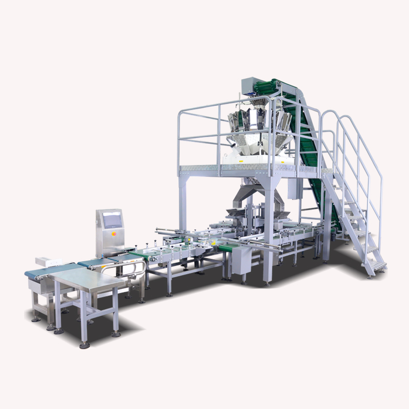 OEM Automatic Hardware Packing Machine Supplier-Dual Cartonning System