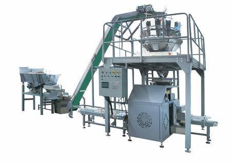 Customized Full Automatic Long Screw Packing Machine Supplier-Paralleling Cartonning System