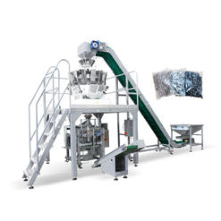 China Automatic Nut Packing and Sealing Machine Supplier-Bagging System