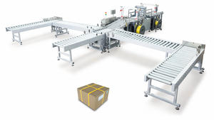 Customized box conveying and strapping system manufacturer