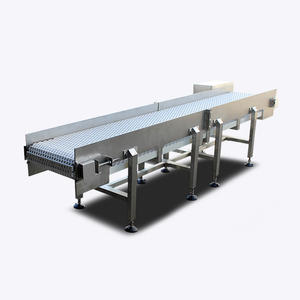 ODM stainless steel horizontal belt conveyor manufacturer, belt conveyor system