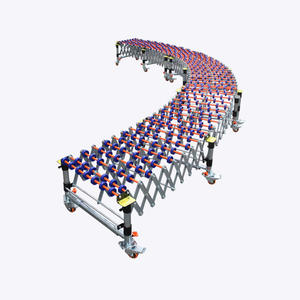 High quality flexible telescopic gravity roller conveyor manufacturer