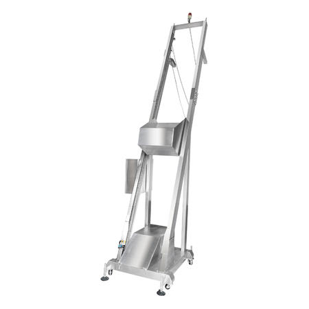 Hot Sale Single Bucket Elevator Exporter