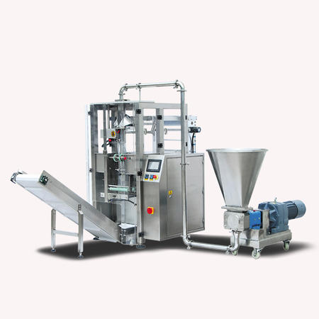 Professional Automatic Paste Packing Machine for Salad-VIP5