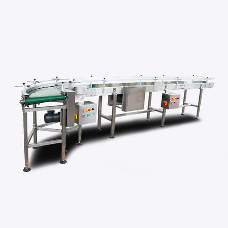 High Quality 90 Degree Belt Conveyor Manufacturer