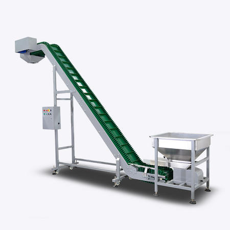 Customized Inclined PVC Belt Conveyor Manufacturer