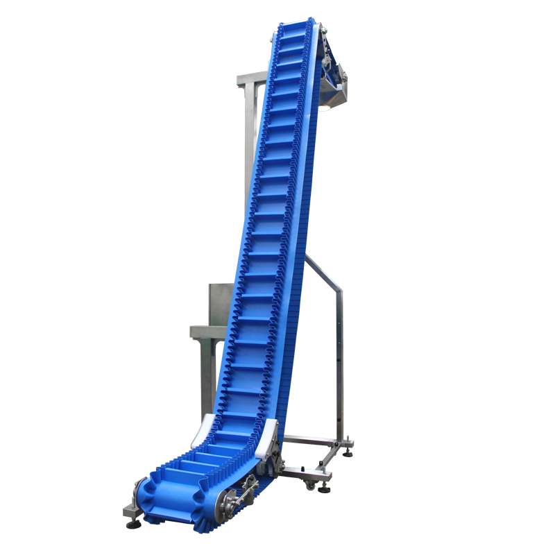 New Design Easy-to-clean PU Belt Conveyor for Food Industry