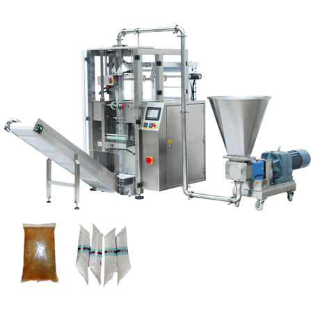 High Quality Automatic Mayonnaise Packing Machine Supplier-VIP5