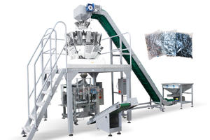 500g Hardware Pouch Packing Machine