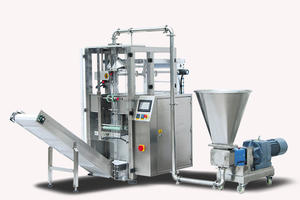 Automatic Oil Packing System
