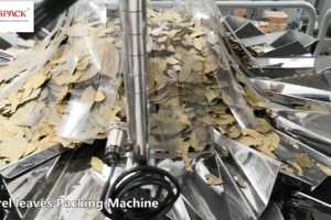 VIP6 Automatic Laurel Leaves Bag Packaging Machine