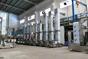 Stainless Steel Bucket Elevator for Granules
