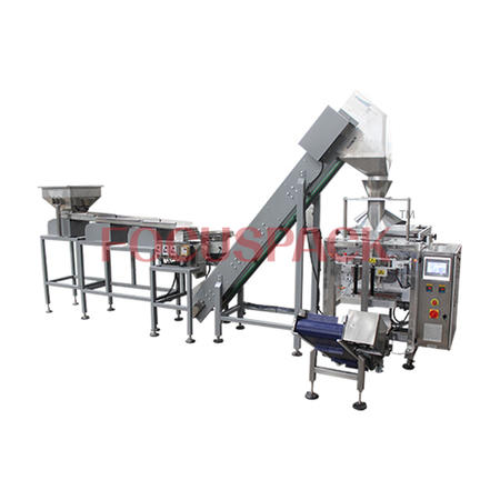 ODM Fastener Counting and Packing Machine Exporter-Counting Packing System