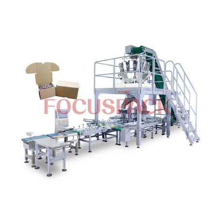 ODM Bolt Packing Machine Factory-Single Cartonning System
