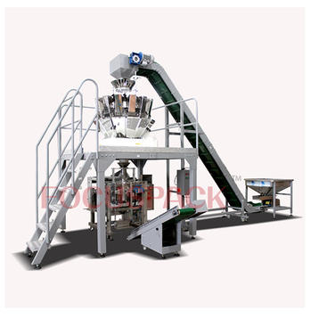 China Stand Up Pouch Packing Machine Factory-VIP6