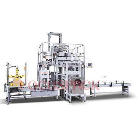 High Capacity 30kg Iron Nail Packing Machine Supplier-Large Weight Carton Packaging System