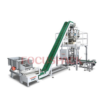 New Design Full Automatic Hardware Fittings Packing Machine Supplier-Paralleling Cartonning System