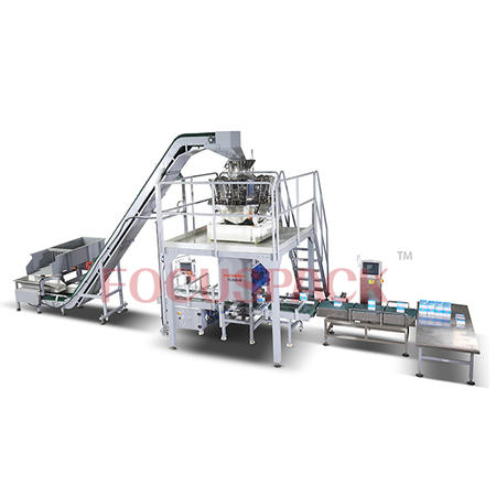 OEM Automatic Rivet Packing Machine Supplier-Dual Cartonning System