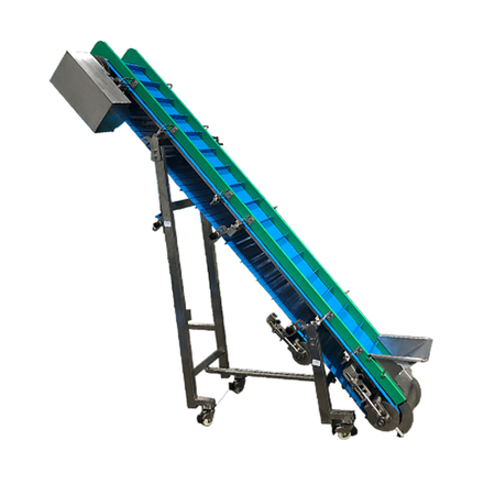 ODM Easy-to-maintenance Sidewall Belt Conveyor Manufacturer