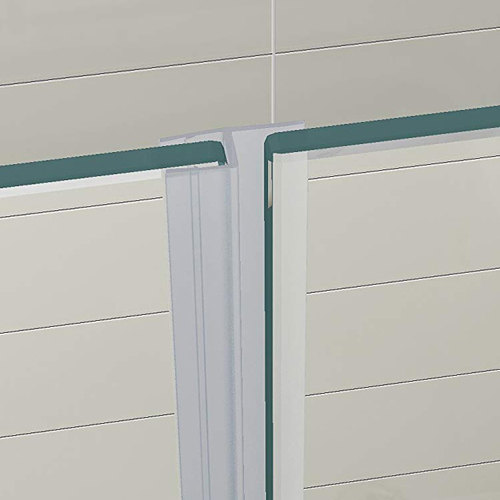 european Fold Bathtub Shower Screen