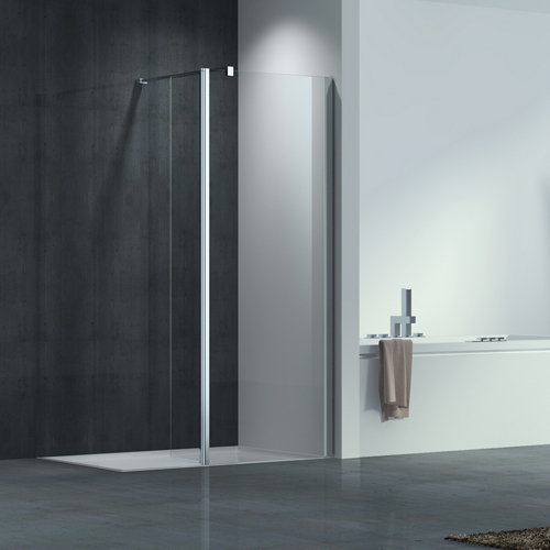 Wet Room With Flipper Panel