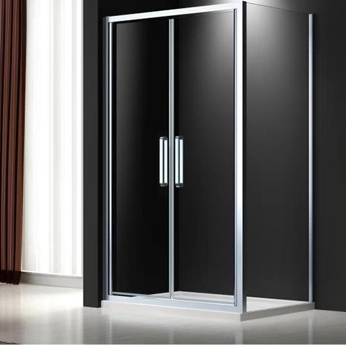 install pivot shower door