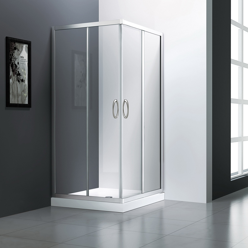 adjustable bi-fold shower door