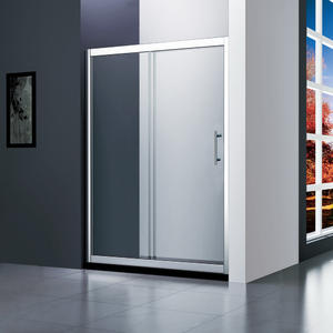 M121 economic sliding shower doors