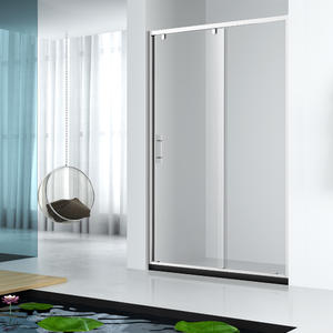 WLD003 Slim Frame Sliding Shower Door