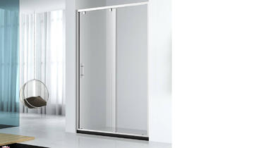 "New Product ""Slim Frame+Sliding Door"" Shower Enclosure"