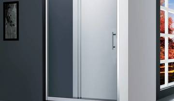 How to ensure the safety of glass bi-fold shower cubicle